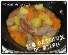 #ragoût#saucisse#toulouse#pommedeterre#carotte