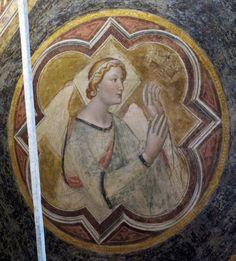 Niccolò di Pietro Gerini - The Allegory of Prudence. 1390