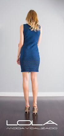 Si algo saben los italianos es ser sexys y elegantes, para esas ocasiones nada como un vestido de TWIN SET.  Deslumbra esta primavera con tu vestido azul de TWIN SET por 195 €.