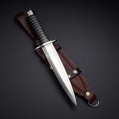 <3 D2 // Urban Saigon Toothpick Dagger <3