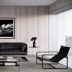 Neutra lounge chair by Vincent Van Duysen