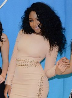 Normani Kordei at a M&G