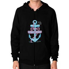 Now avaiable on our store: Southern Attitude... Check it out here! http://ashoppingz.com/products/southern-attitude-salty-anchor-mens-zip-hoodie?utm_campaign=social_autopilot&utm_source=pin&utm_medium=pin