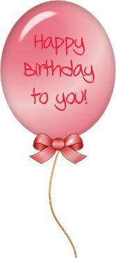 If your birthday is todayHAPPY BIRTHDAY & GOD BLESS YOU !