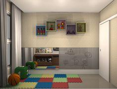 Projetado por Filipe Mendes | Designer de Interiores www.facebook.com/filipemendesoficial  Montessori