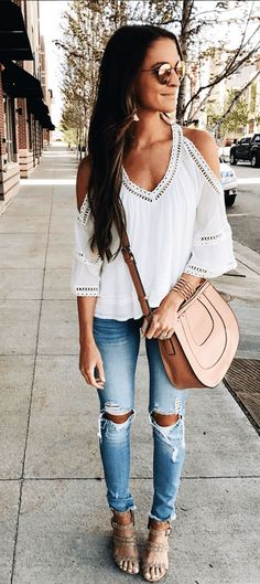 Beautiful Summer Outfits To Wear Now 13