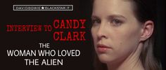 Our interview with CANDY CLARK