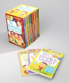 My Weird School and My Weird School Daze series -- Second Graders LOVE THEM!
