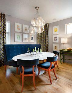 30 Pendelleuchten fürs Esszimmer, welche einen doppelten Zweck als Skulptur und moderne Kunst haben - Pendelleuchten fürs Esszimmer esstisch mit