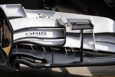 Round 3, UBS Chinese Grand Prix 2013, Practice, Front Wing Detail, Williams F1 Team