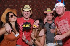 Lowbrau + Wunderbar - Giggle and Riot Funbooth Photo Booth