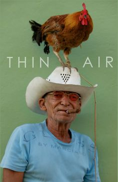 Thin Air Magazine - NAU