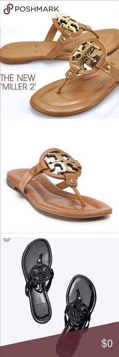 🌟ISO🌟 Tory Burch Miller Sandals - Size 6.5 In Search Of Tory Burch Miller Sandals❣️ Size 6 or 6.5❣️ would prefer a NWOT or like new condition (worn gently a few times is ok- depending on pictures) & closer to a brown/beige/tan/black but will consider other options.  Please tag me if you come across, see or have these in your closet.  Ideally would like to have box or dustbag included but it will depend on the condition of the Sandals.  Thanks for stopping by!    ❤️happy poshing❤️ Tory…