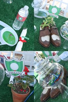 Father's Day Party :: Golf Theme