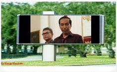 Jokowi dan Johan Budi, Sejarah Baru Indonesia [Kotak Suara]