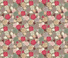 fabric for an ottoman?