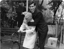Never-Before-Seen Photos of Young Mitt Romney, High-School Prankster