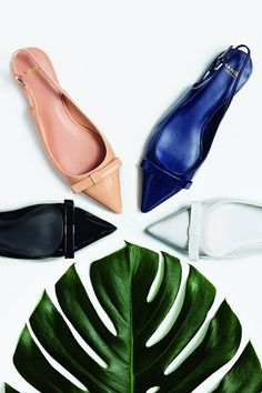 Best Bet: Mango Slingback Flats - The Cut
