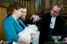Baptism - Dutch protestant church
