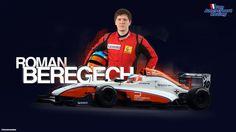 Roman Beregech (Van Amersfoort Racing) by brandonseaber.deviantart.com on @deviantART