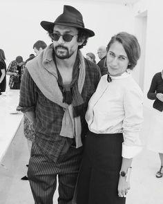 Haider Ackermann + Delfina Delettrez