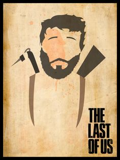 Poster of Ellie and Joel -The Last Of US by Darell Celicourts