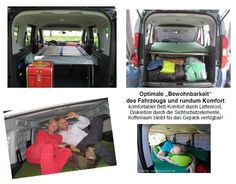 1000 images about berlingo camper on pinterest camping box campers and minivan. Black Bedroom Furniture Sets. Home Design Ideas