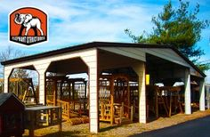 Steel Barns, Garages, RV Covers are All Available Carport Covers, Steel Carports, Handyman Projects, Steel Barns, Carport Designs, Metal Garages, Barn Garage, Boat Covers, Metal Barn