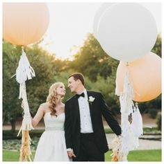 Perfect Wedding Balloons