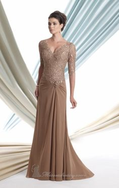 MOTHER OF THE BRIDE DRESS by SUZIE Q