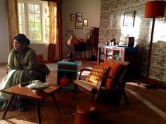 Retro Living room  - Styled by Niyoti