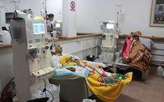 Cada dos días un trasplantado pierde el riñón en Venezuela -  La crisis de salud se agrava para los pacientes con órganos trasplantados. La Coalición de Organizaciones por el Derecho a la Salud y la Vida contabilizó en 9 centros de trasplantes este año que 64 trasplantados están en proceso de rechazo agudo del riñón; 2 fallecieron y 38 de ellos (60%) volvi... - https://notiespartano.com/2018/04/05/cada-dos-dias-un-trasplantado-pierde-el-rinon-en-venezuela/