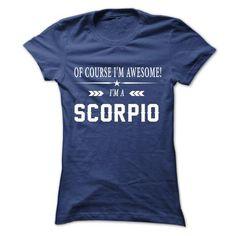 awesome scorpio - #checkered shirt #sweatshirts. LIMITED TIME PRICE => https://www.sunfrog.com/LifeStyle/awesome-scorpio-67772223-Ladies.html?68278