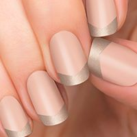 French Manicure Design & Color Tips - Nail Polish Appliqués - Incoco