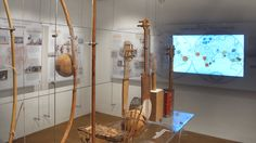 For the Music van de Caab centre, we built three touch screens which showcase the indigenous and historical instruments of the Cape as well as the influence of different countries on the music.