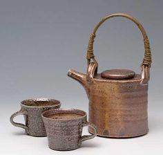 Clay Clay Everyday: Emma's Ceramics Blog Potter is Anne Mette Hjortshoj. Denmark.
