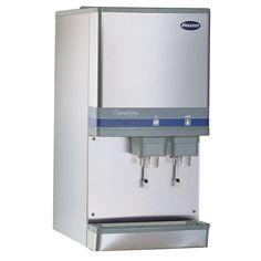 Follett 12CI425A L Symphony Countertop Air Cooled Ice Maker And Water  Dispenser   12 Lb
