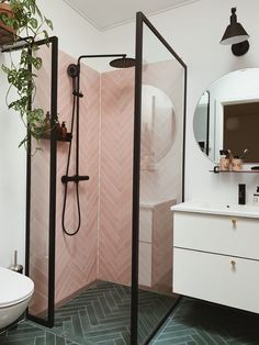 luxury home accents Complete your bathroom with the VIGO Shower Screen. A traditional design paired with exceptional construction, this faucet is built for all. Diy Bathroom Decor, Bathroom Interior Design, Modern Bathroom, Bathroom Ideas, Bathroom Organization, Kitchen Decor, Natural Bathroom, Modern Shower, Interior Livingroom