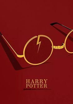 Harry Potter print Illustration Minimal film poster minimalist movie art custom posters film and movie print film art Film Poster Design, Poster Art, Retro Poster, Poster Layout, Poster Designs, Harry Potter Poster, Harry Potter Art, Harry Potter Minimalist, Minimalist Book