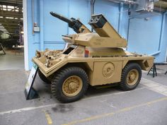 Army - FV712 Scout Car Reconnaissance/Guided Weapon Ferret Mk5 (Big Wheeled)
