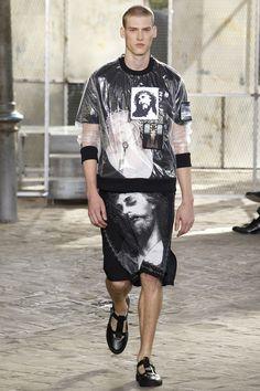 Défilé Givenchy homme Printemps-été 2016