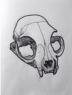Little skull – Drawing – – Drawing Tattoo Drawings, Art Drawings, Art Tattoos, Animal Skulls, Animal Skull Drawing, Deer Skulls, Skull Illustration, Tattoo Portfolio, Airbrush Art