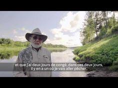 Nos connaisseurs : Gary Colford | Gary Colford est un vétéran de la rivière Miramichi. Guide de pêche depuis 49 ans, il accompagne les pêcheurs jusqu'aux meilleures fosses à saumon de la région. - YouTube