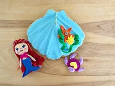 Imaginative Toys For Girls : Fairy house small gnome doll fairy toy dollhouse toddler felt