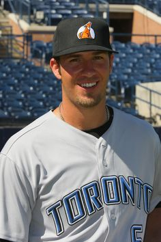 J.P Arencibia of the Toronto Blue Jays
