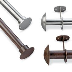Outdoor Curtain Rods
