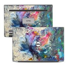 Dell XPS 13 Laptop Skin - Cosmic Flower Dell Xps, Laptop Skin, Cosmic, Tech, Flower, Accessories, Technology, Flowers, Jewelry Accessories