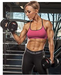 Bodybuilding.com - Jessie Hilgenberg's Muscle-Building Tips