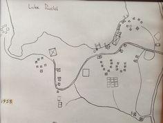 Camp map 1958