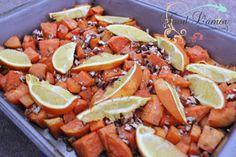 Food L'amor: Orange-Glazed Sweet Potatoes. For a healthy and yummy thanksgiving dinner!